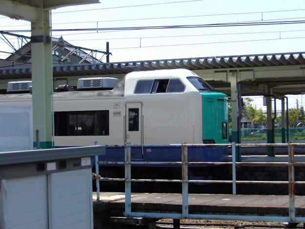 【蔵出し】新津駅へ入線する特急北越 vol.3