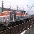 Photos: DE10-1595牽引 下り貨物