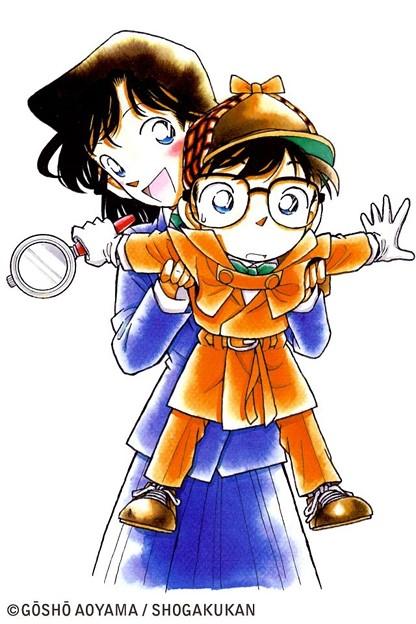 探偵姿の江戸川コナン(その3)