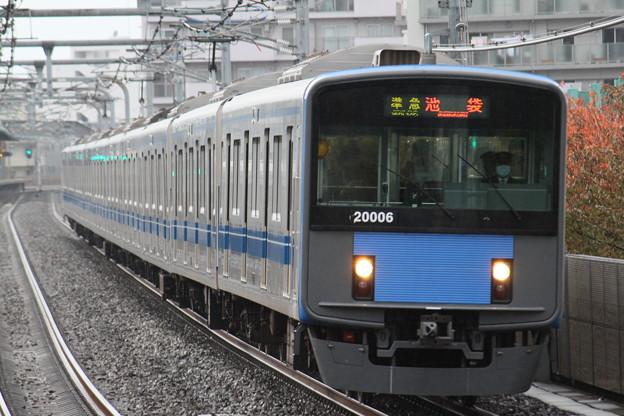 20006F 準急