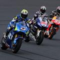 SUZUKI MotoGP開発車両、YZR-M1、RC213V