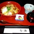 Photos: 旬海の「かき丼」