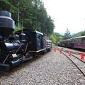 Photos: ボールドウィン型蒸気機関車