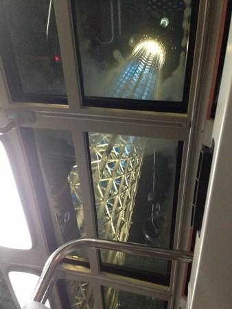 シャトルバス(上野駅~スカイツリー)2