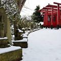 雪の宝泉寺