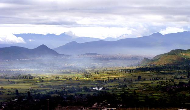 香格里拉高原