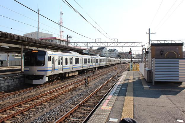 E217系さん@成田駅