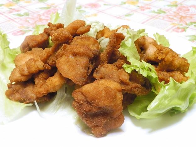 鶏から大好き!(^ω^)