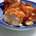 Photos: 料理30_とり胸肉_照り焼き風_煮込み