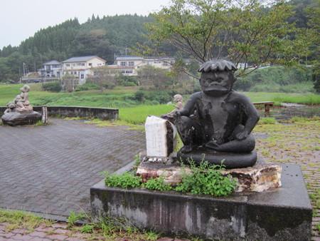 24 9 湯之尾温泉 ガラッパ公園 4