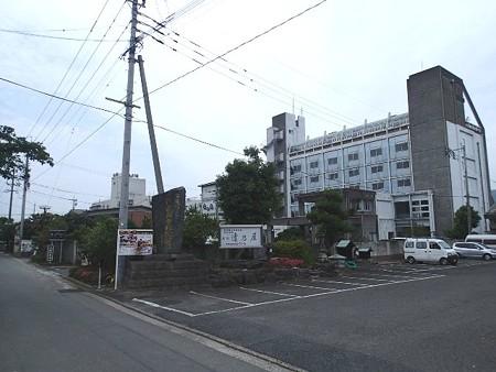 福岡 筑後川温泉 町並みと旅館清乃屋