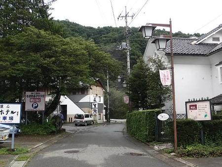 25 9 群馬 猿ケ京温泉 町並み 2