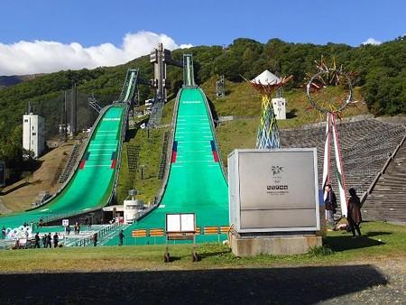 長野 白馬ジャンプ競技場