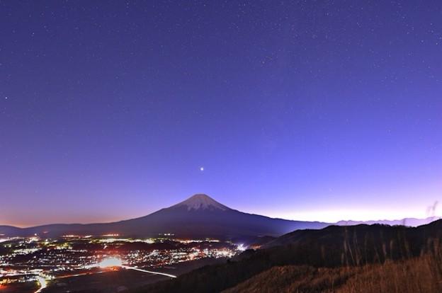 富士と生きる