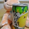 Photos: 梨ジュース