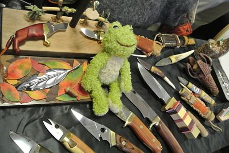 ナイフの国
