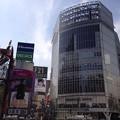 写真: 渋谷暑い