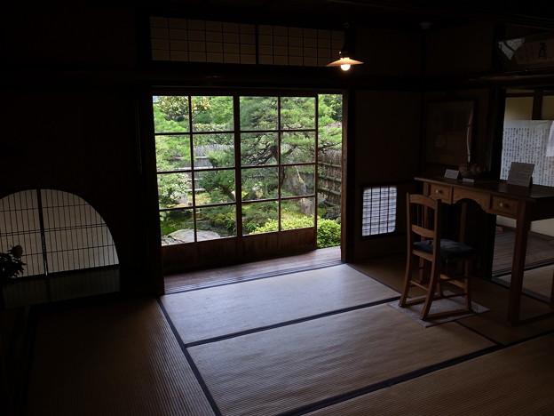 小泉八雲旧居の書斎