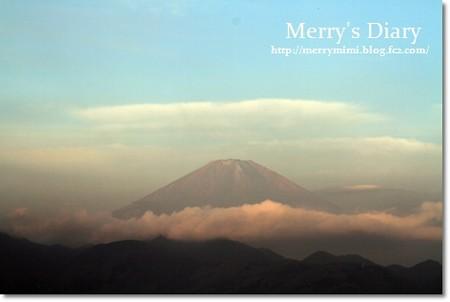 9/30 富士山
