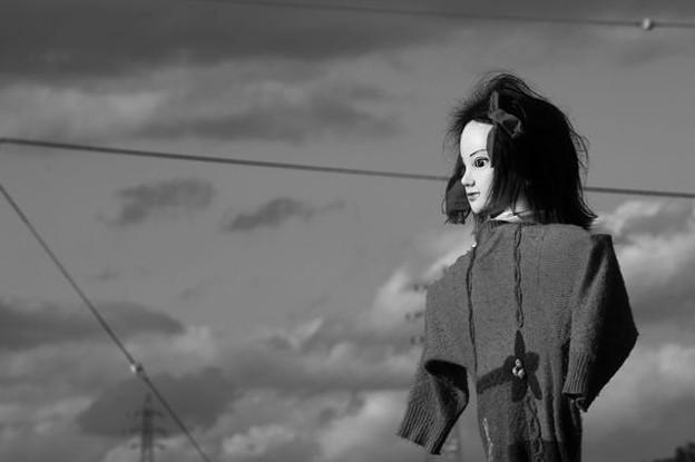 Photos: 里美かかし祭 2011 里美のマネキンかかし