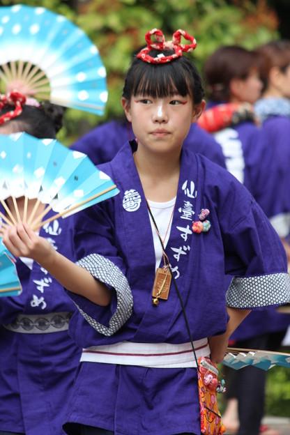 25.9.14萩まつり「祝いの舞」