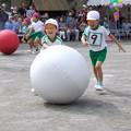 Photos: ボールも早いぞ!