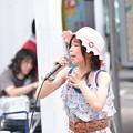船橋駅前ストリートライブ ルルちゃん