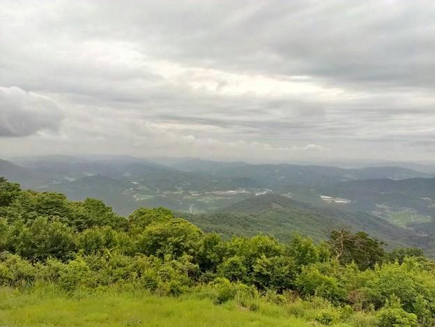 鷹ノ巣山からの景色