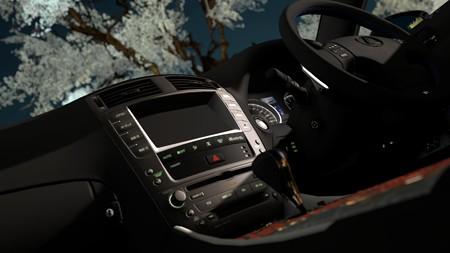 IS-F車内3