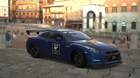 日産 GT-R ブラックエディション チューンドカー (GTアカデミー バージョン) '12f
