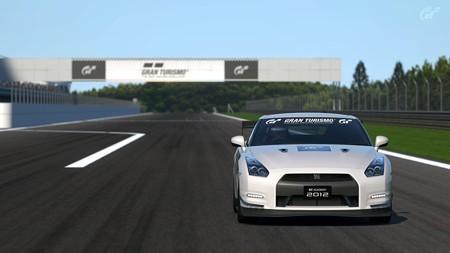 GT-R Black edition チューンドカー (GTアカデミー) '12