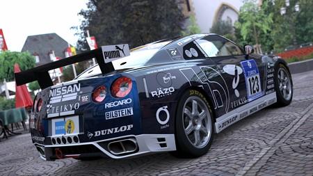 日産 GT-R N24 GTアカデミー '12r