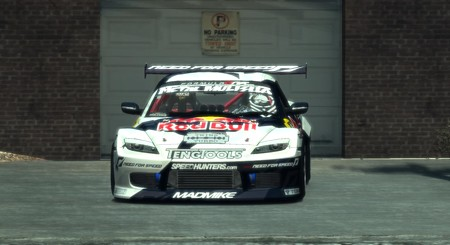 Mazda RX-8 Mad Mike (NFS SHIFT 2)