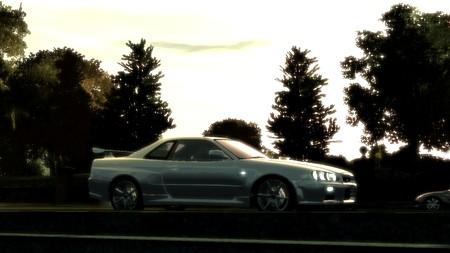 Nissan Skyline GTR R34 Mspec