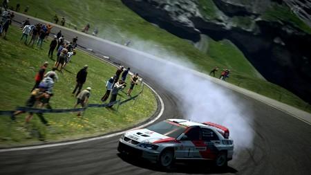 ラリーカー'90以降 アイガー北壁ショートコース タイムトライアル3