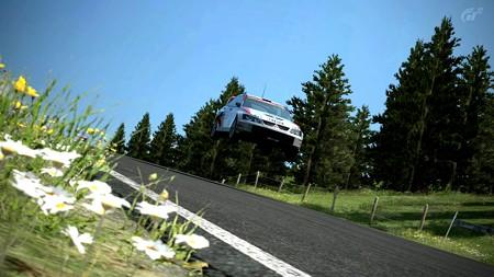 ラリーカー'90以降 アイガー北壁ショートコース タイムトライアル1