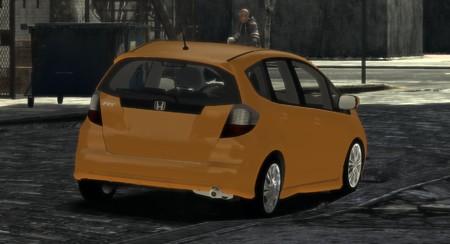 GTAIV Honda Fit2