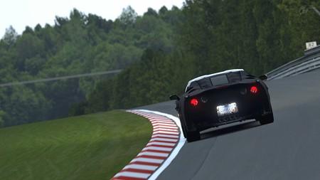 コルベット C7 テストプロトタイプ ニュルブルクリンク北コース タイムトライアル2