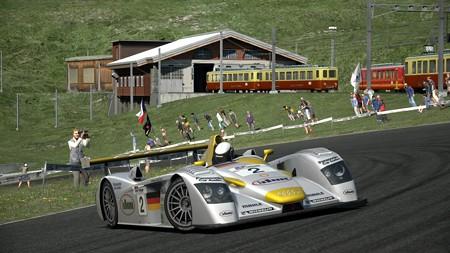 コルベット C7 テストプロトタイプ ニュルブルクリンク北コース タイムトライアル6