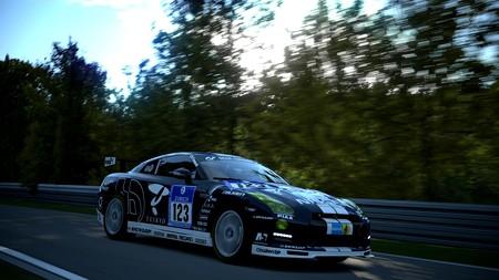 日産 GT-R N24 GTアカデミー ニュルブルクリンク24h タイムトライアル5