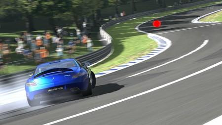 メルセデス・ベンツ SLS AMG ケープリンク ドリフトトライアル3
