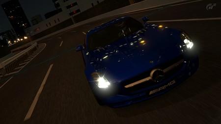 SLS AMG スペシャルステージ・ルート5逆走 タイムトライアル4