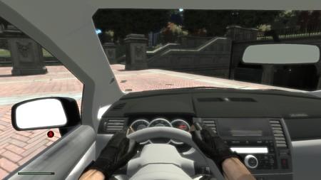 '09 Nissan Versa5