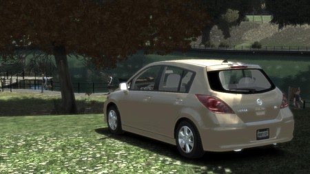 '09 Nissan Versa2