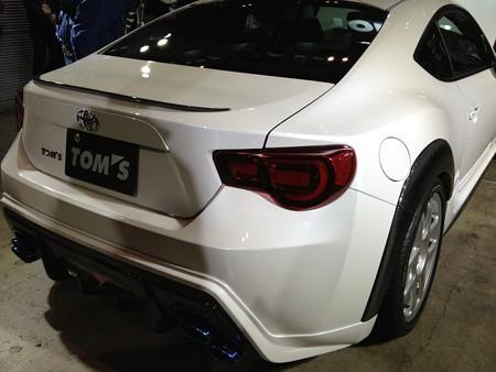 TOM'S N086V Concept