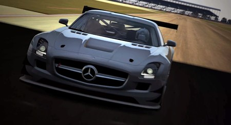 メルセデス・ベンツ SLS AMG GT3 '11