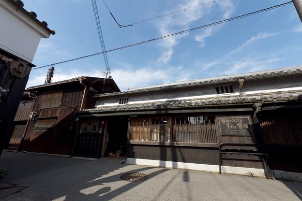 紀州湯浅の醤油蔵