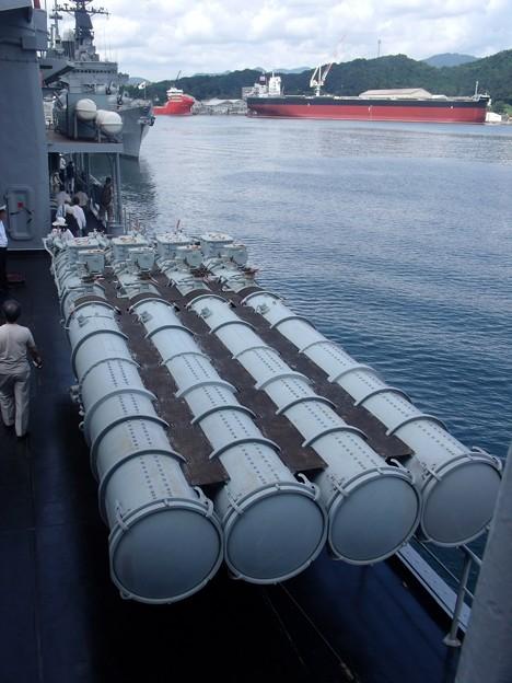 533mm4連装魚雷発射管 - 写真共有サイト「フォト蔵」
