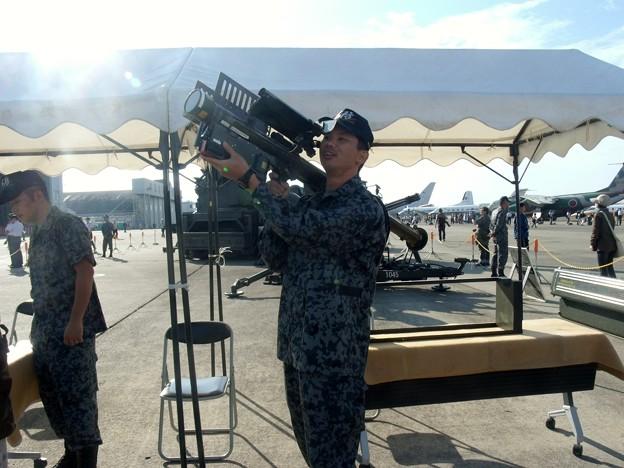 防空火器・91式携帯地対空誘導弾? - 写真共有サイト「フォト蔵」