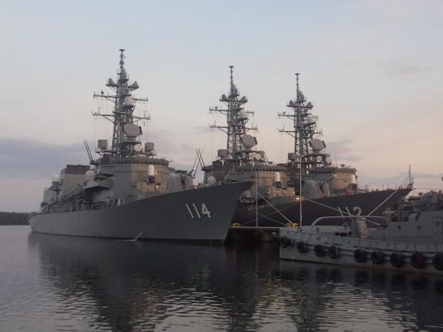 大湊基地の護衛艦 - 写真共有サイト「フォト蔵」